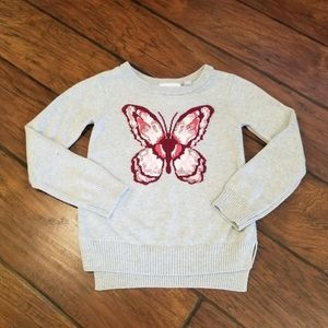 The Children's Place butterfly sweater